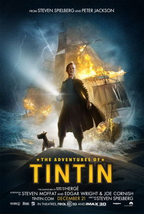 "Are you adventurous enough to go with ""The Adventures of Tintin""?"